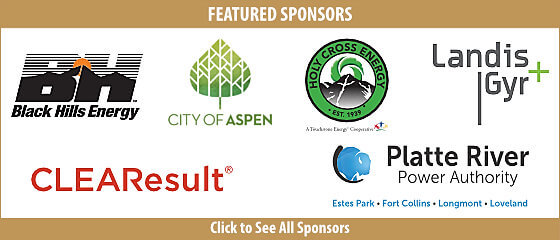 13th Rocky Mountain Utility Exchange Sponsors