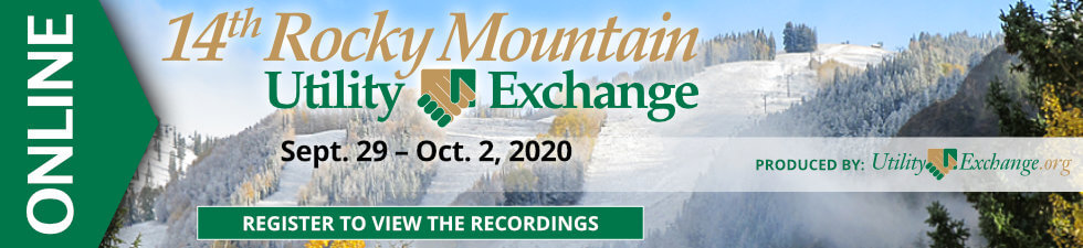 14th Rocky Mountain Utility Exchange Conference