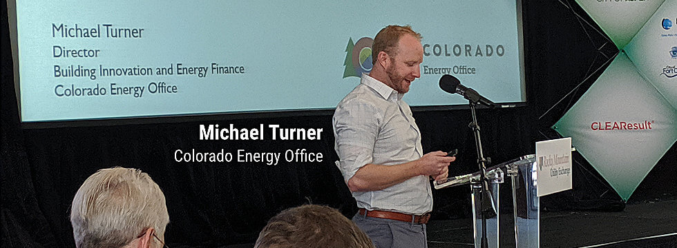 Michael Turner, Colorado Energy Office