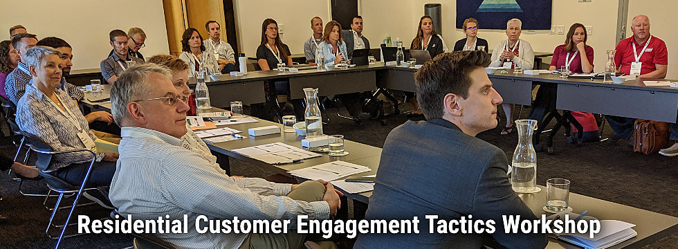 Residential Customer Engagement Tactics Workshop