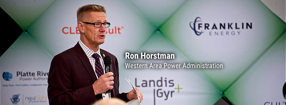 Ron Horstman, Western Area Power Administration